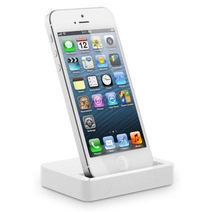 Stationär iPhone laddare Dockningsstation Lightning AerPad.se