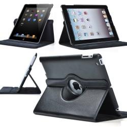 Ställbart iPad Air fodral 360 grader rotation