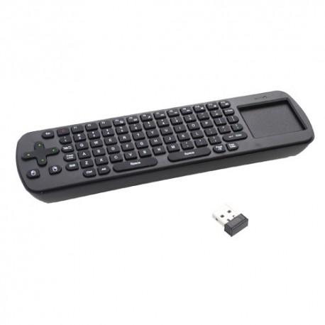 trådlöst tangentbord och mus till tv