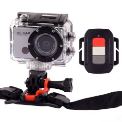 GEAR PRO G386 WI-FI Sports Cam 1080p Full HD
