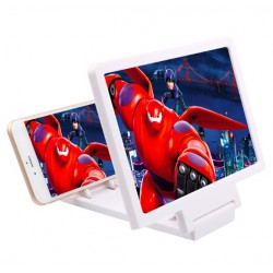 3xzoom bildskärm ställ till mobiltelefon
