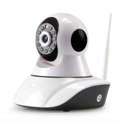 Trådlös övervakningskamera IPC-06 med mörkerseende och rörelsedetektor