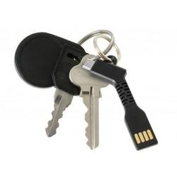 USB-kabel till din nyckelring