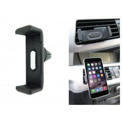 Mobillhållare till ventilationsgallret i bilen