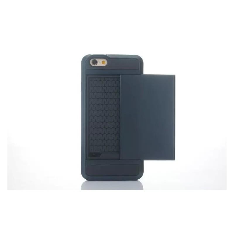 mobilskal med korthållare