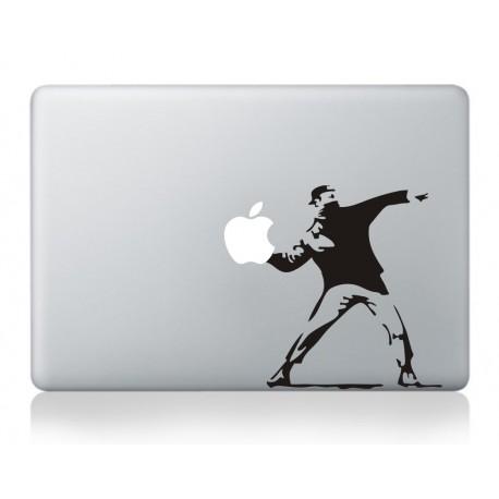 "Klisterdekal ""Kastaren"" till alla MacBook"