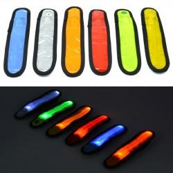 Praktisk LED reflex med 3 olika effekter