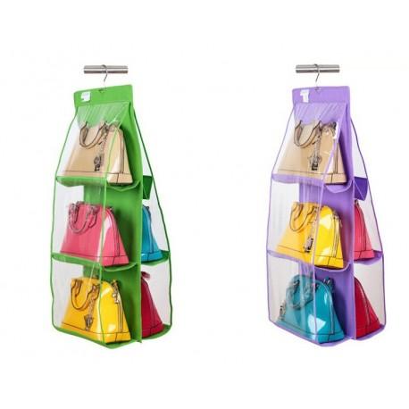 Praktisk hängare till handväskor