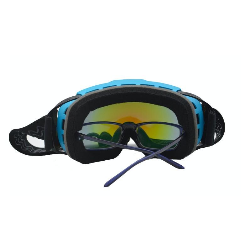 detaljerad look ganska billigt lägre pris med Skidglasögon med UV400-skydd - AerPad.se