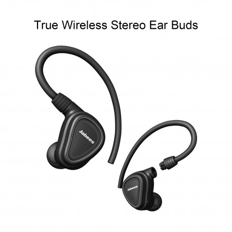 Jabees Shield Wireless Fitness trådlösa hörlurar