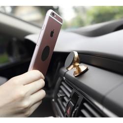 Mobilhållare till bilen 360° i aluminum