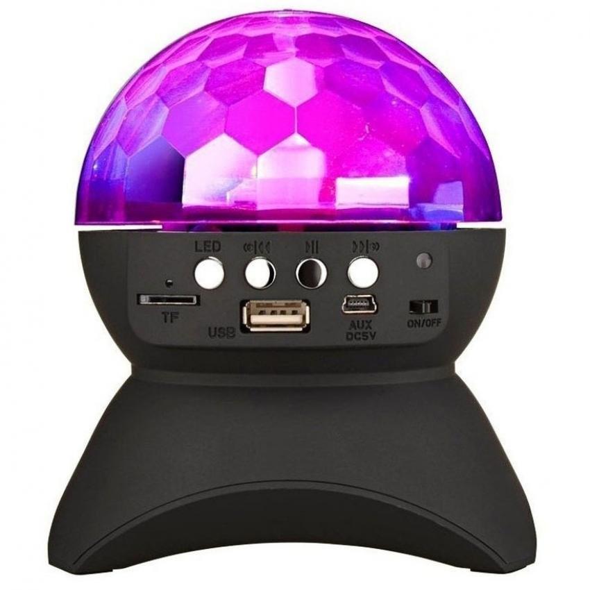Häftig trådlös högtalare med färgsprakande himmel abe6b870dc48b