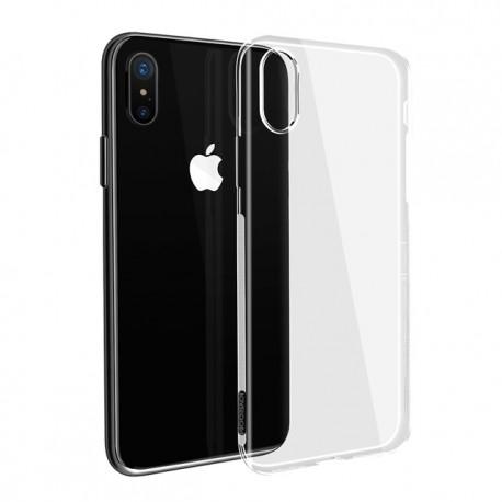 Transparant mobilskal till iPhone X