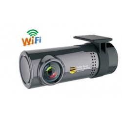 Bilkamera Dashcam med Wi-fi - Se live via appen