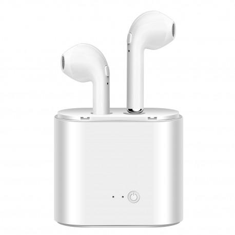 Bluetooth hörlurar TWS med laddningsetui