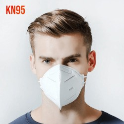 10st KN-95 Andningsmask Munskydd