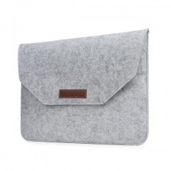 "Mac Book 13"" fodral / Sleeve i filt"