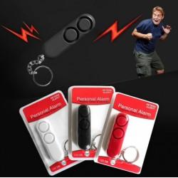 Panic Personal Alarm 120dB / Överfallsalarm