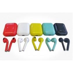Premium edition i18s Mini Earpods - Siri - Autopair - Laddbox