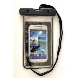Vattentät förvaringspåse Mobil Samsung med säkerhetsknippa