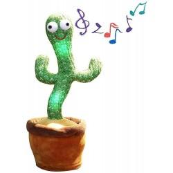 Dansande kaktus LED med 120 sånger