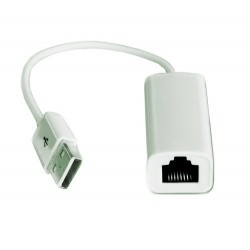Ethernet Adapterkabel USB 2.0