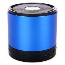 Portabel Bluetooth Högtalare + MIC - BLÅ