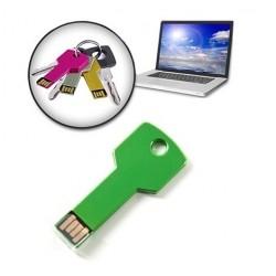 USB nyckel 32GB - Grön