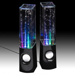 Dancing Water LED Speakers