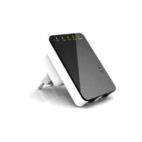 Trådlös Mini-Router med inbyggd repeater