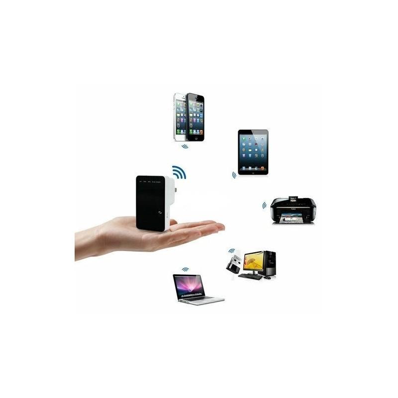 förstärka wifi med router
