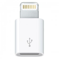 Micro Usb adapter till Iphone 5