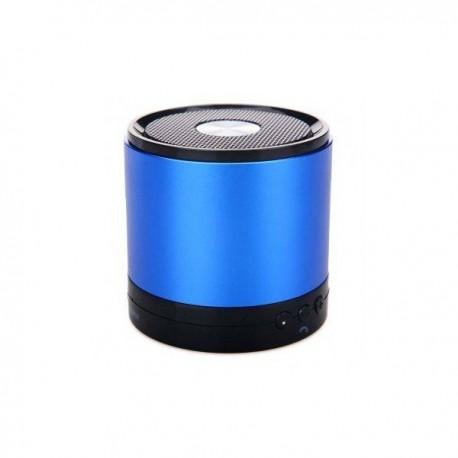 Portabel Bluetooth Högtalare + MIC - SILVER